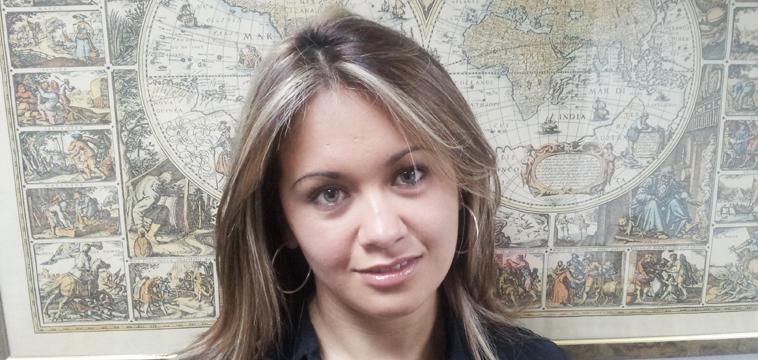 Carol Moreno Coordinadora de Administracion de Personal.