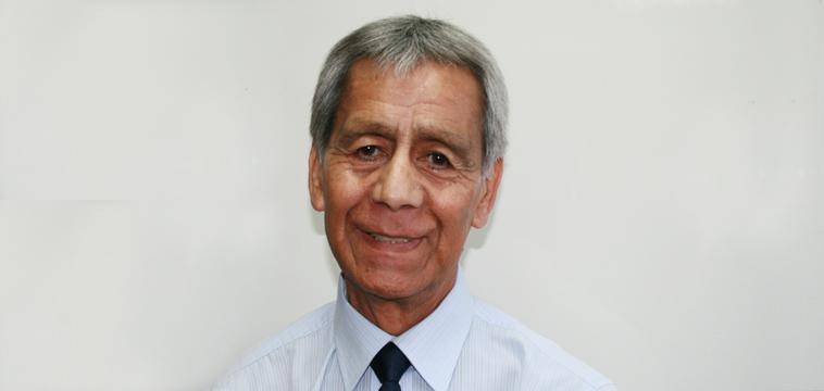 Eliseo Alarcón Inspector de Contraloría. Santiago de Chile, Chile.