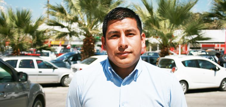 Fernando Arzola, Supervisor de Seguridad, Santiago de Chile, Chile.