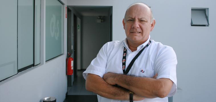 Fernando Caballero Sub-Gerente de Operaciones.