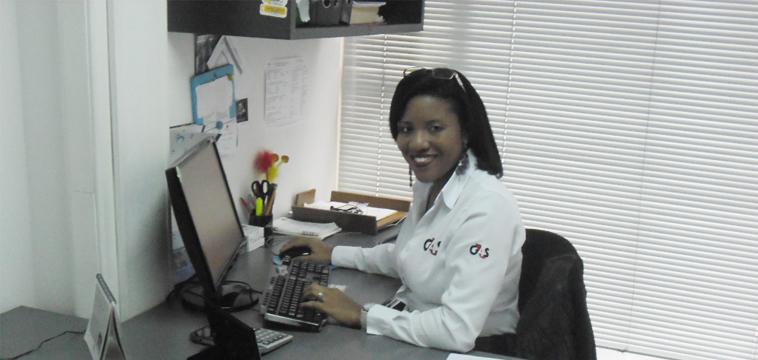 Iris Mosquera Jefa de Programacion y Facturacion, Cali Colombia.