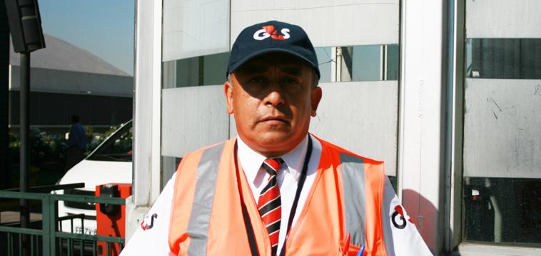 Luis Vera, Jefe de Turno, Santiago de Chile, Chile