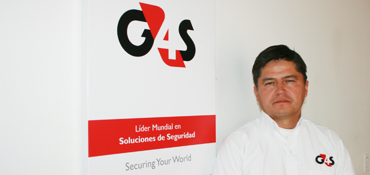 Mauricio Rico Gerente de la Sucursal Savana. Bogota, Colombia.