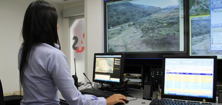 Los Empleos Como Operadores Del Centro De Control De