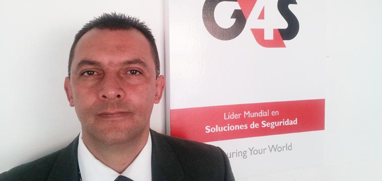 Ricardo Rodrigues Coordinador Nacional de Seguridad. Bogota, Colombia.