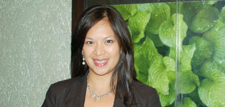 Camille Bangayan, Regional Director of Administration, San Diego, California.