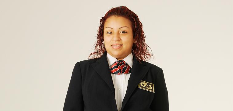 Ingrid Lopez, Custom Protection Officer, Miramar, Florida.