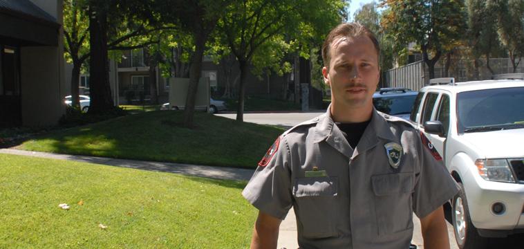 Loren Garner, Transportation Officer, Sacramento, California.