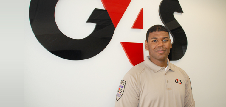 Quintin Ridley, Area Supervisor, San Fernando Valley, California.