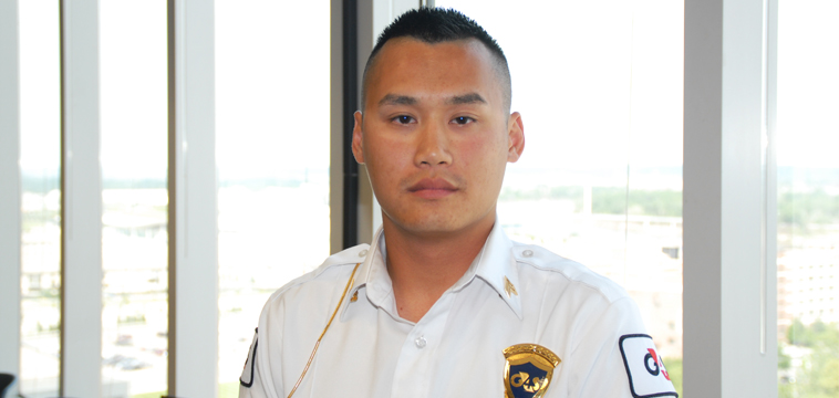 Ricky Tran, Site Lead, Omaha, Nebraska.