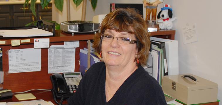 Cheryl Janca, Administrator and HR Assistant, Omaha, Nebraska.