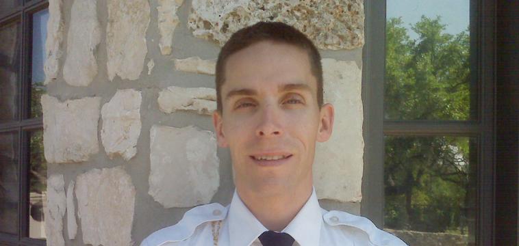 Walter Deckert, Site Supervisor. San Antonio, Texas.
