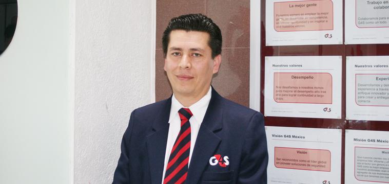 Lino Francisco Ochoa, Coordinador de Seguridad, Ciudad de México, México.
