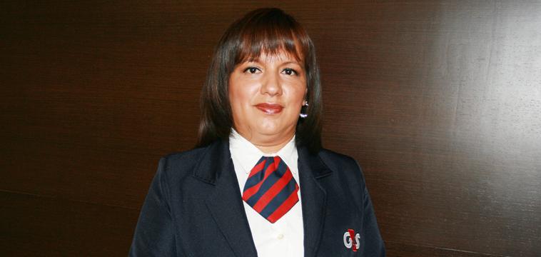Zarina Gonzalez, Jefa de Seguridad. Ciudad de México, México.