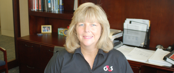Cathy Ross, Senior Director of Operations for Strategic Accounts, Jupiter, Florida