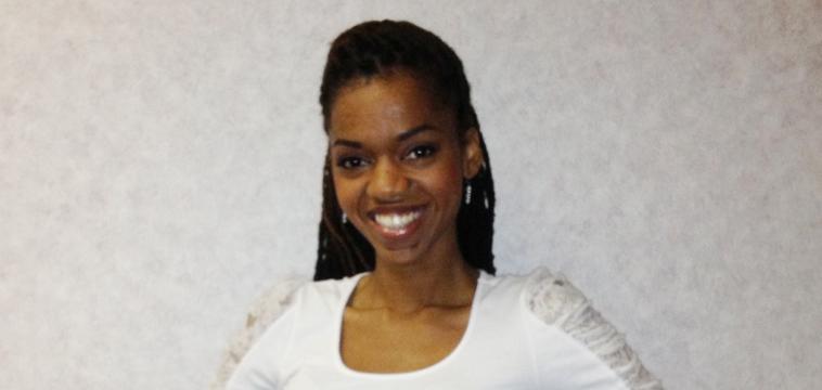 Diana Hardy, Human Resources Coordinator. Tampa, Florida.