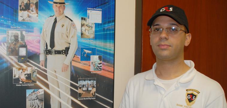 Jonathan Diaz, Bank Captain, Burlington, Massachusetts.