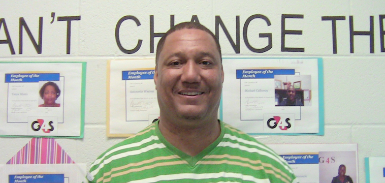 Terry Mitchell, Assistant Facility Administrator. Tampa, Florida.
