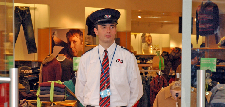 g4s provides security services for the retail industry