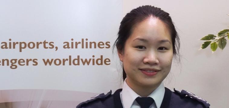 Kalinda Cheung, Screening Officer