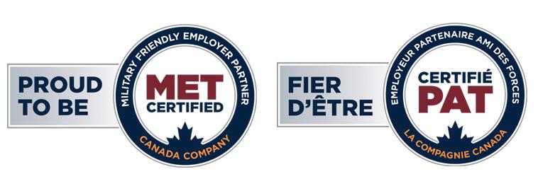 MET Certified Logo