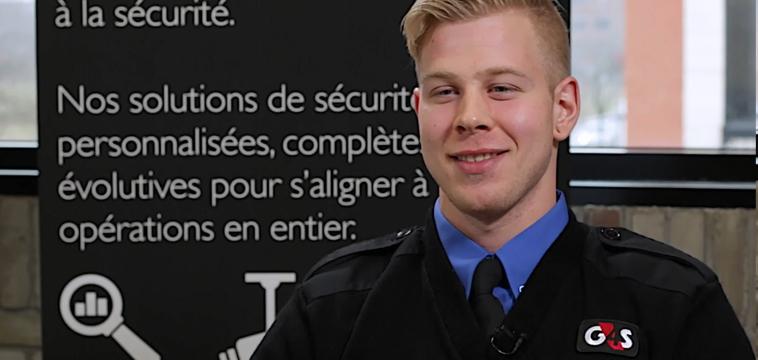 Steven Boudreau, Patrouilleur Stationnement