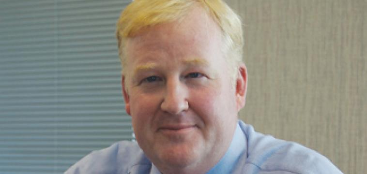 Tim Saunders, Chief Development Officer